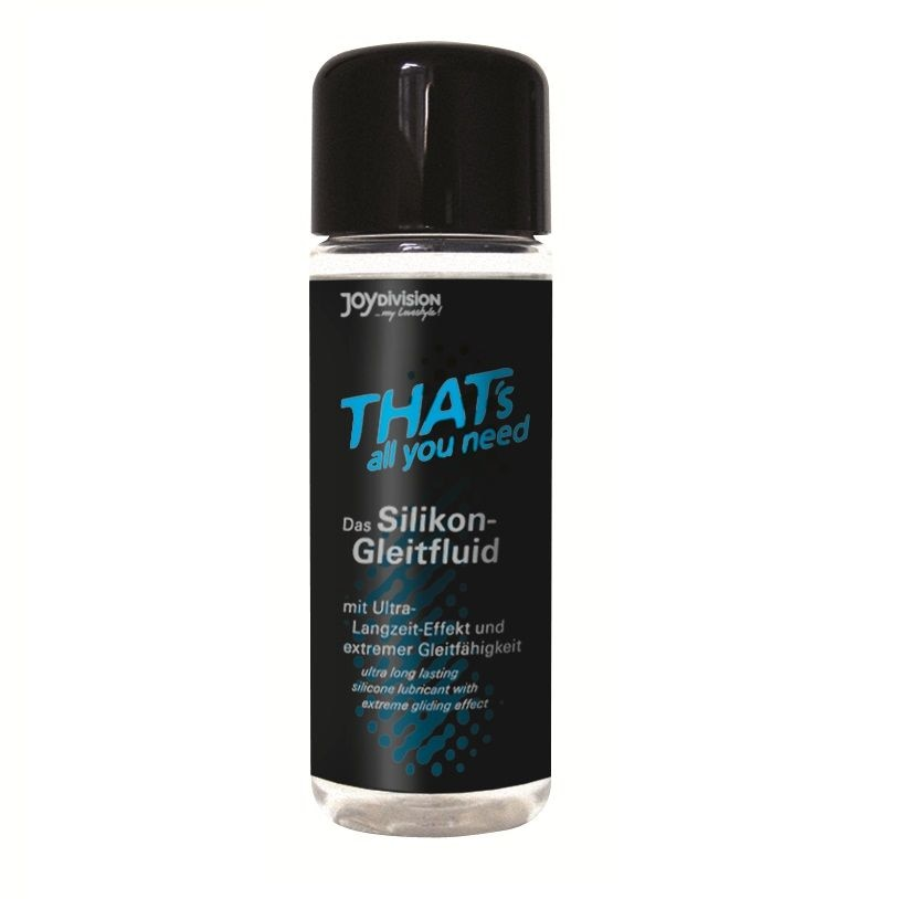 THATS ALL YOU NEED lubricant 100 ML
