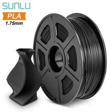 SUNLU PLA-imprimante 3D, Filaments pour imprimante 3D, matériau dimpression 3d, bonne résistance, 1.75mm, 1KG, 2,2 lb, 1kg