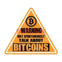 car stickers vinyl motorcycle decal decoration laptop may spontaneously talk about bitcoin personality car stickers