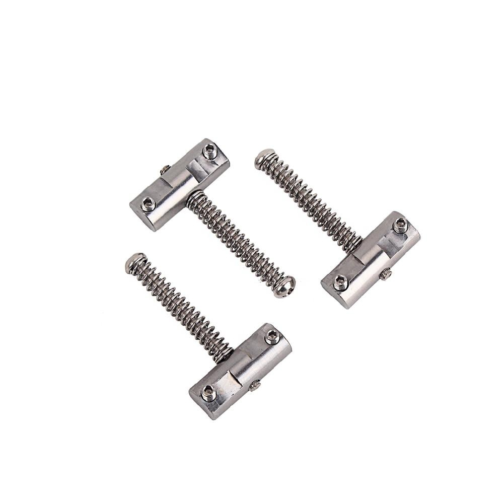 3pcs/set Electric Guitar Part Guitar Saddles Guitar TL Bridge For Electric Guitar With Spring And Screw enlarge
