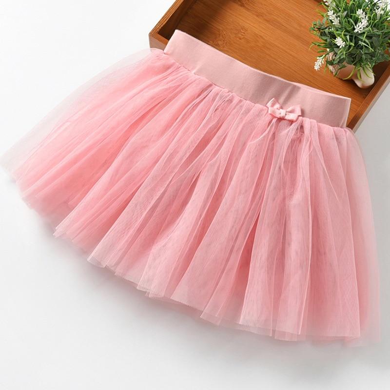 Юбка пачка для девочек, на возраст 1 5 лет, 4 цвета Юбки    АлиЭкспресс