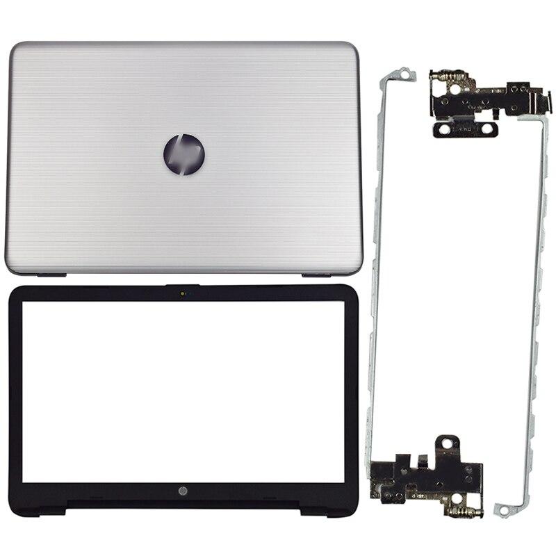 Новый ноутбук ЖК задняя крышка/ЖК передняя рамка/ЖК Петли для hp 17-X 17-Y 17X 17Y 17-AY 17-BA 270 G5 17-X000 17-X100