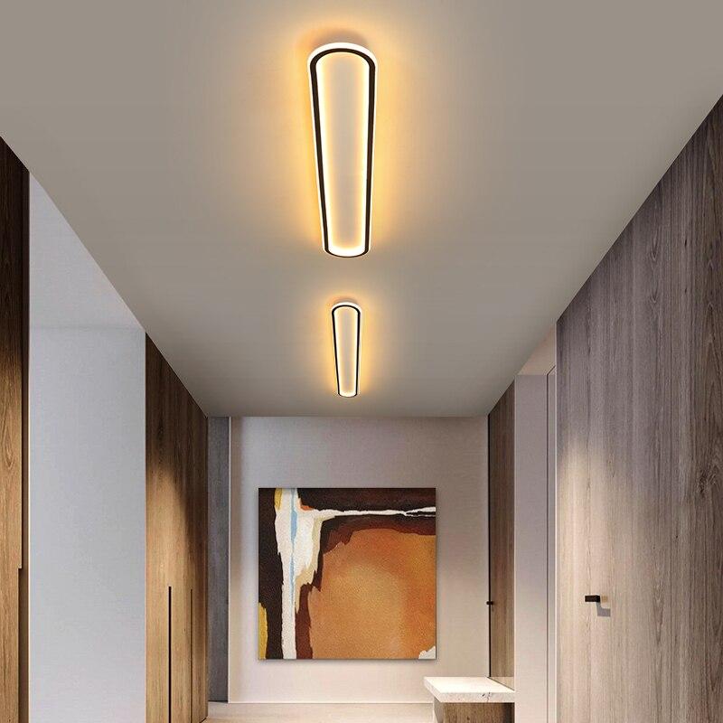 NEO بصيص 40/60/80/100/120 سنتيمتر الحديثة led الثريا لغرفة المعيشة غرفة نوم الممر 90-260 فولت led ثريا داخلية تركيبات
