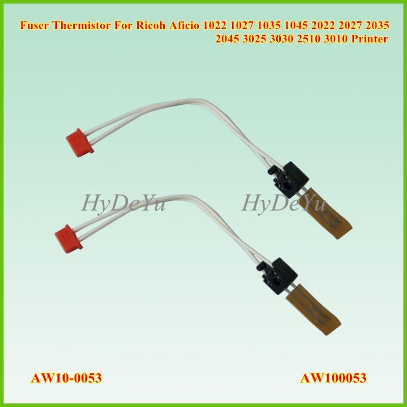 5PCS New AW10-0053 AW100053 Fuser Termistor Ricoh Aficio 1022 1027 1035 1045 2022 2027 2035 2045 3025 3030 2510 3010