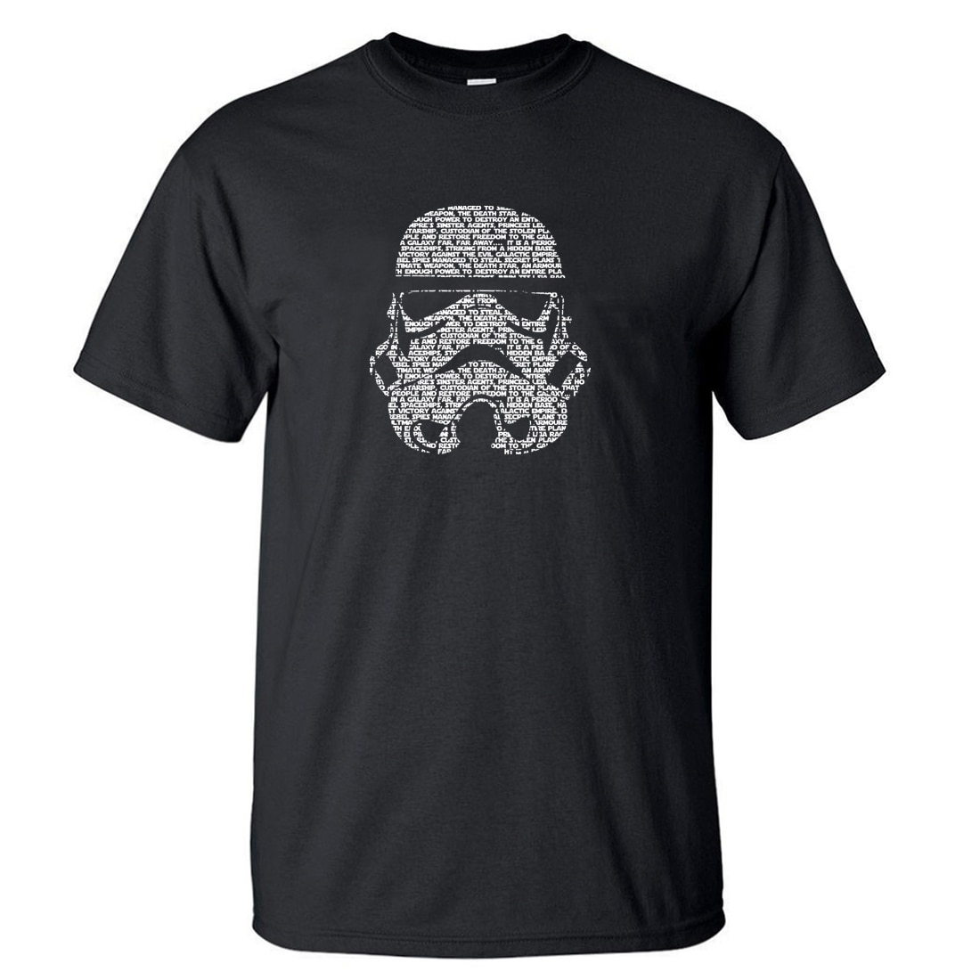 Star Wars Darth Vader camiseta de hombre de dibujos animados 2018 verano gran oferta camisetas de hombre 100% de algodón ropa informal estilo Hip Hop camisetas de manga corta