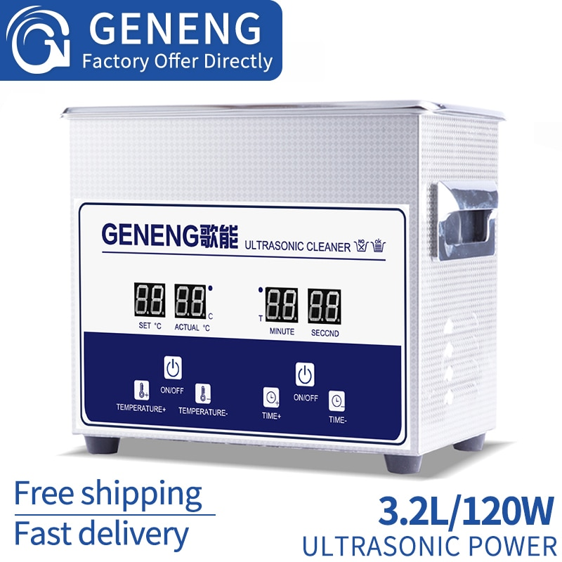 Фото - Digital Ultrasonic cleaner 120W Sonicator bath 40Khz degas for gold sliver Jewelry glasses jade necklace oxides rust oil washe degas a passion for perfection