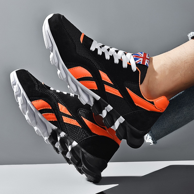 Fashion Men Sneakers Breathable Running Shoes Woman and Man Sneakers Outdoor Sport Comfortable Casua