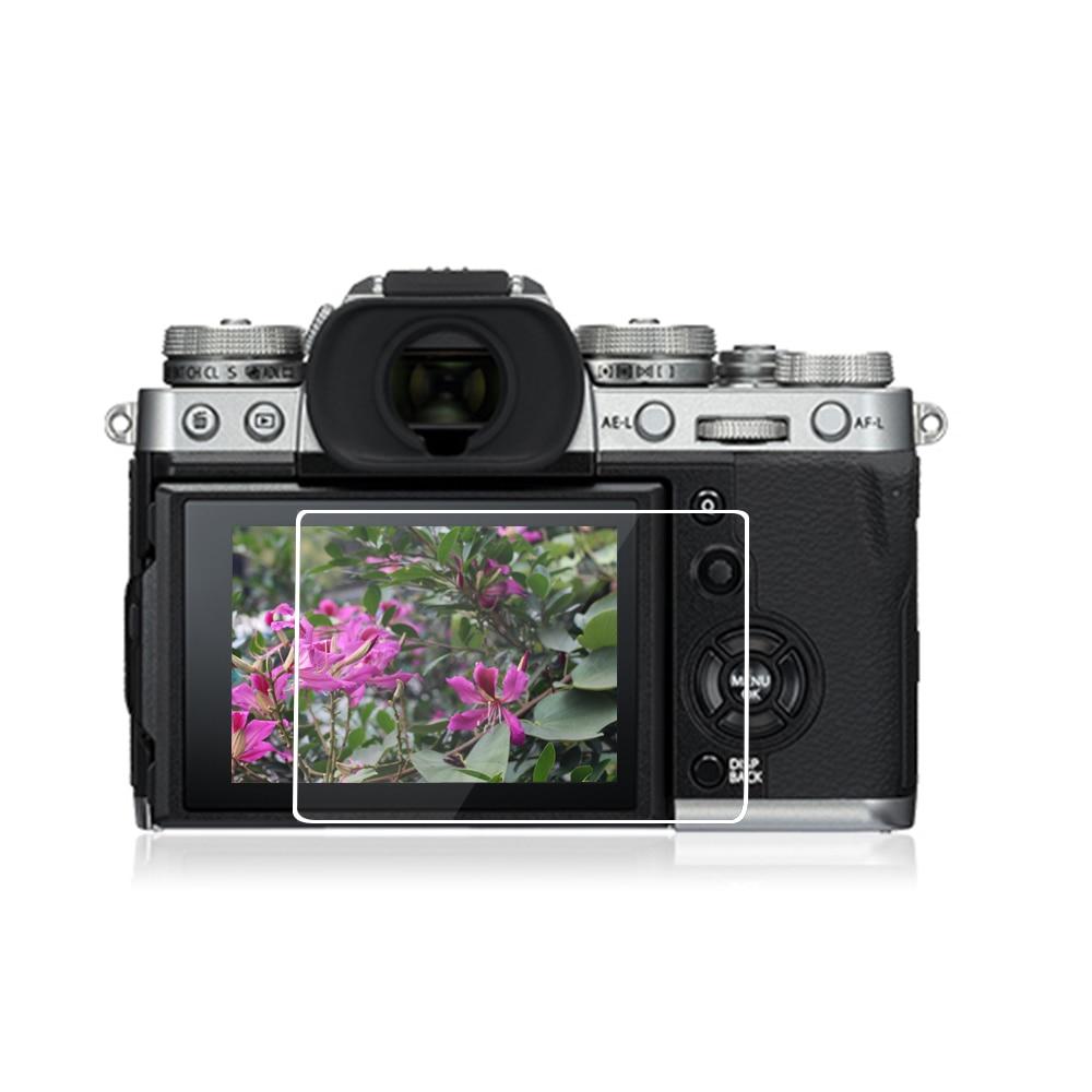 Protector de pantalla para Fujifilm XT1/XT2/Xa3 X-T1/X-T2/X-A3 X-T30 XT30 XT3 LCD Protector de película Protector autoadhesivo