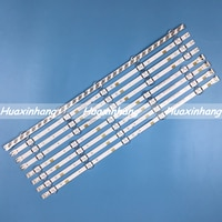 LED Strip For Samsung 50\'\' TV 2015 SVS50 FHD FCOM R5 L5 LM41-00471A LM41-00470A BN96-37775A BN96-37774A UN50M5300AF UN50J5000AF