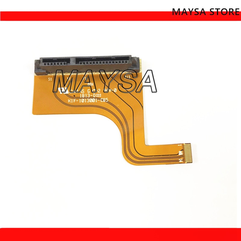 Оригинальный K1F 1013001 C85 кабель для жесткого диска MSI GS63VR|Компьютерные кабели и