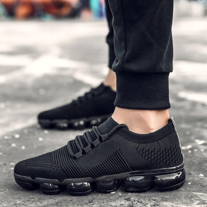 أحذية رياضية الصيف حذاء كاجوال رجالي أحذية رياضية رائجة البيع 2020 أحذية رياضية رجالية ساباتوس الرجال الترفيه الموضة الانزلاق على ل
