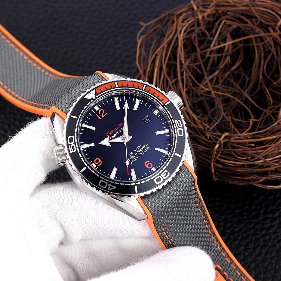 New fashion men's high grade business watch waterproof watch AAA + high quality watch