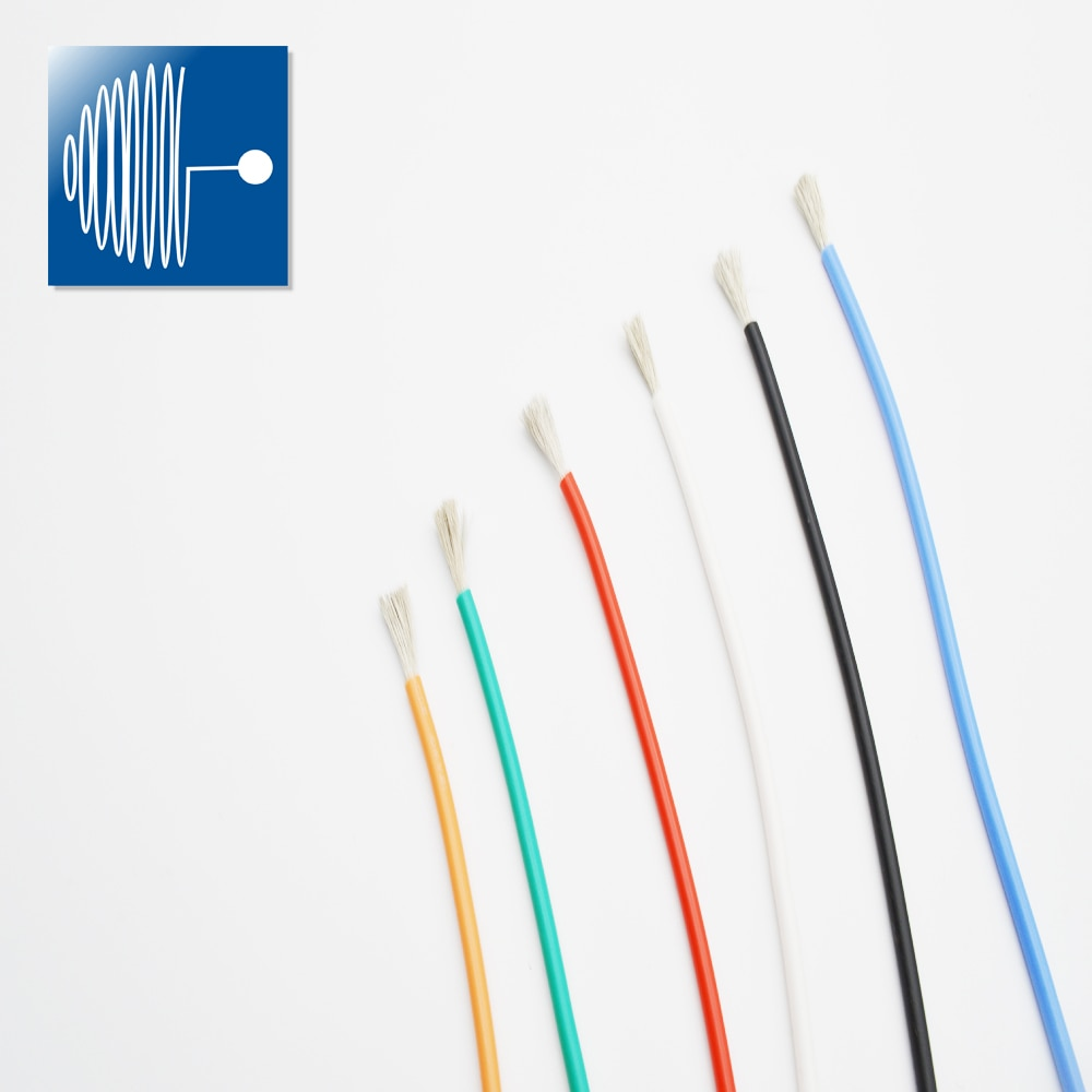 Triumph-cable FEP aislante, chaqueta de 600V, cable de alta temperatura FF46, 10,mm,...