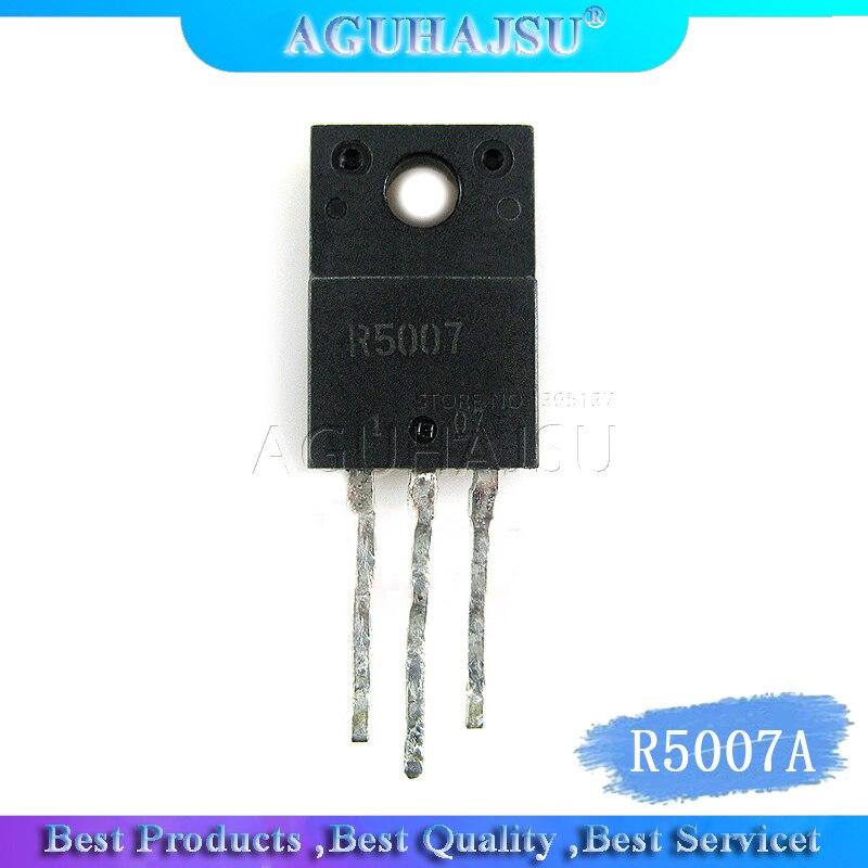 1 pces r5007 r5007a TO-220F lcd tv plasma transistor acessórios