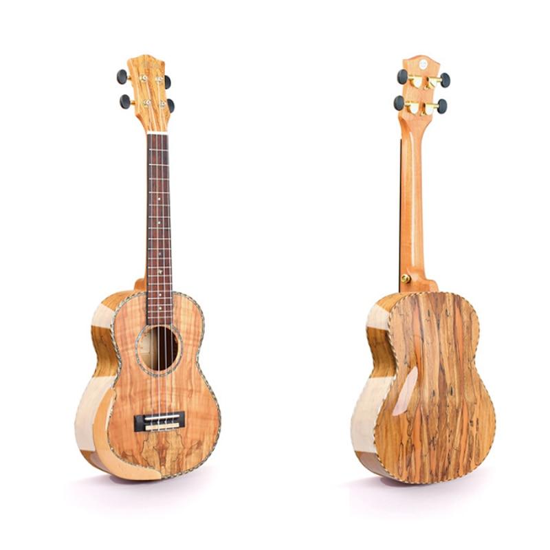 Alston 26 inch Maple ukulele with bag Tenor ukelele Musical instruments Mini Hawaii guitar 4 string guitarra enlarge