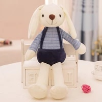 lovely rabbit doll plush animals soft kids baby rabbit toys for girls children christmas gift sleeping mate stuffed toys pets