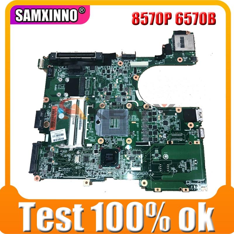 Материнская плата AKemy для ноутбука HP Probook 8570P 6570B QM77, материнская плата 686974-001 686974-501 010172N00 SLJ8E