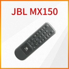 Original JBL MX 150 Remote Control is Suitable For JBL CD Music Player Stereo Sound System