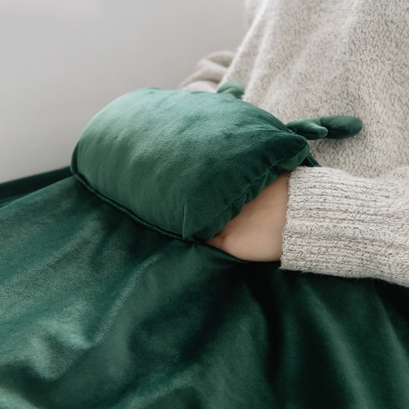 Cobertura de Aquecimento do Aquecimento do pé do Inverno Cobertor de Aquecimento Cobertor de Aquecimento do Aquecimento do pé Elétrico do Aquecimento do Usb Aquecimento do pé