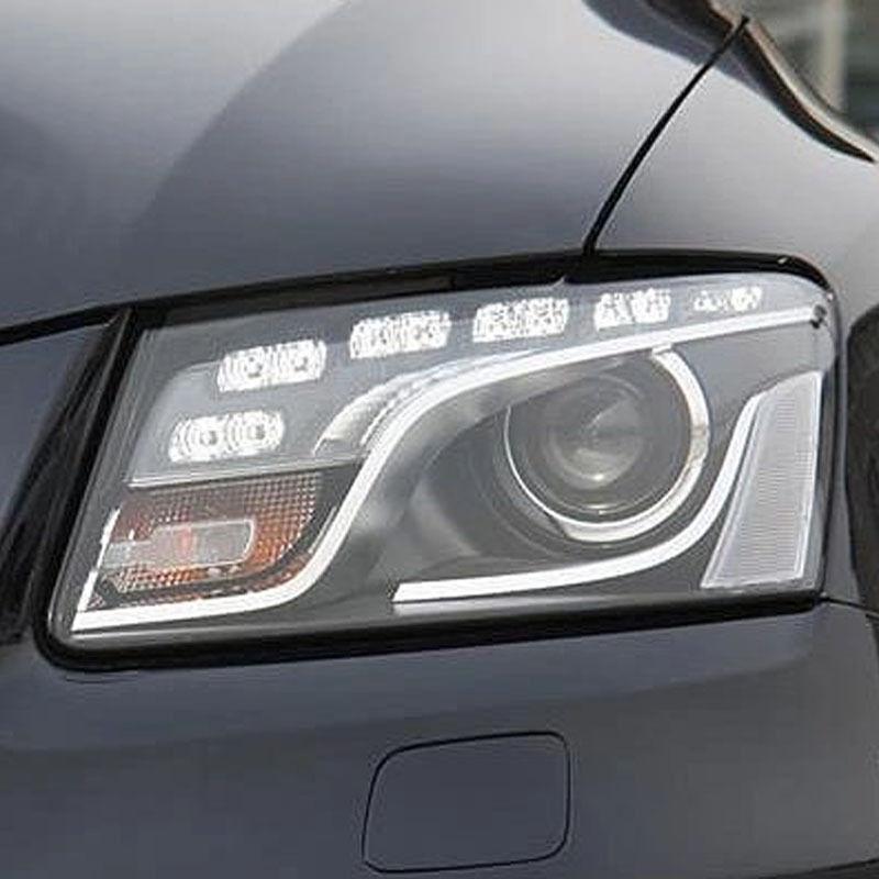 Hecho para Audi Q5 2010-2012 conjunto de Faros compuestos OEM con proyector bi-xenón