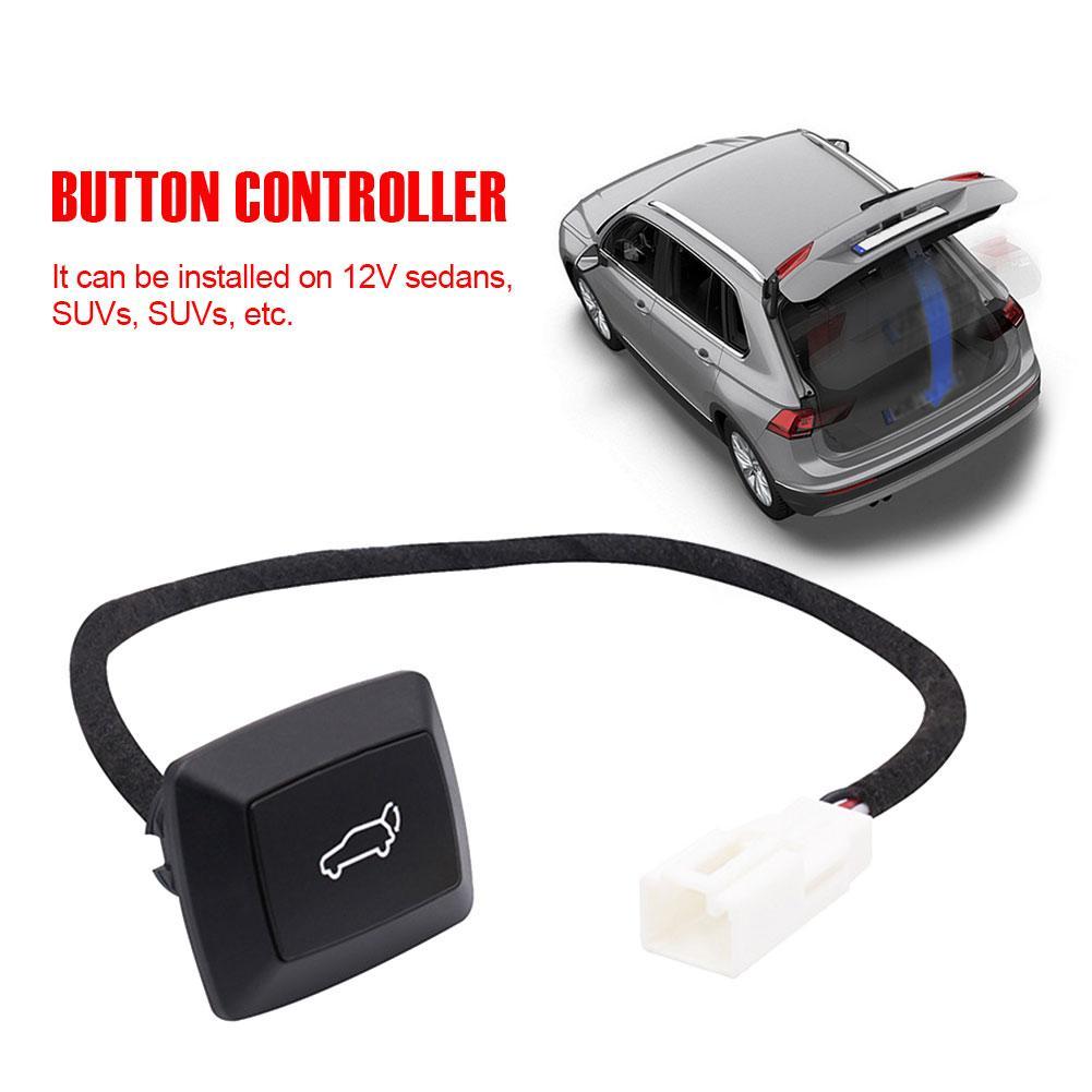 Interruptor inteligente Universal de actualización automática de maletero de coche de 12V para Control remoto resorte del dispositivo de elevación para Toyota Camry Corolla