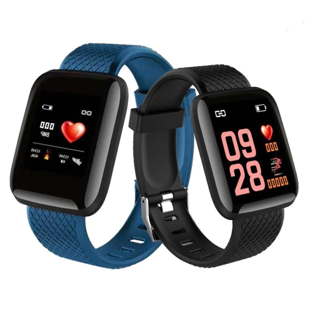 Smart Watch Men Women Smartband Blood Pressure Measurement Waterproof Fitness Tracker Bracelet Heart Rate Monitor Smartwatch
