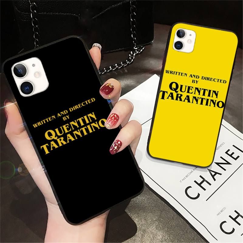 written-directed-quentin-tarantino-phone-case-for-iphone-11-12-pro-xs-max-8-7-6-6s-plus-x-2020-xr-mini