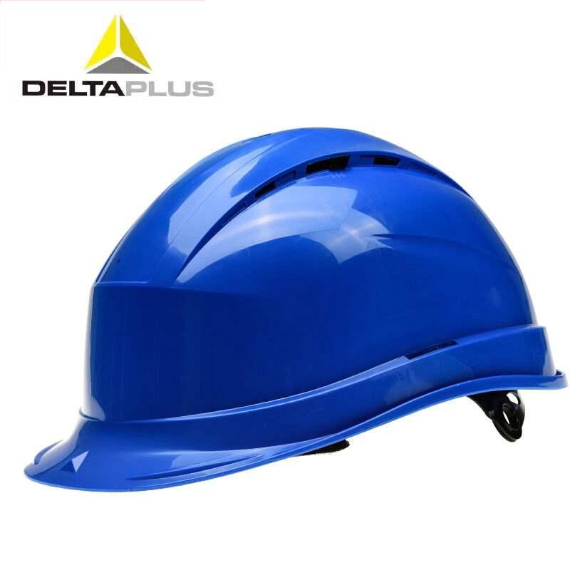 Safety Helmet High density polypropylene Helmets Construction Site Breathable Hard Hat Head Protection Work Cap PP Helmet