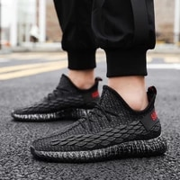 new arrival 2020 breathable sneakers men mesh canvas sneakers non slipchunky sneakers cheap male shoes men vulcanize shoes