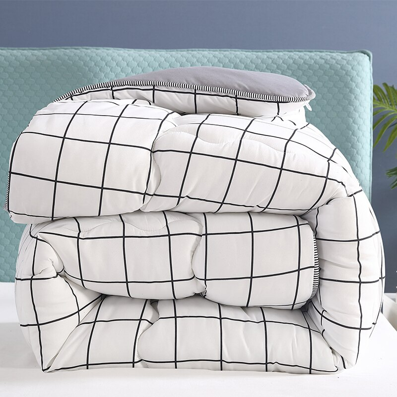 SF عالية الجودة لحاف صيفي تصميم جديد 4 مواسم أسفل لحاف المعزي الدافئة غطاء المنزل حاف لحاف سوبر الملك الحجم رشاقته حاف