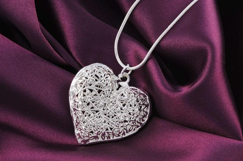 Ожерелье-из-стерлингового-серебра-925-пробы-для-женщин-кулон-в-виде-плотного-цветка-и-сердца-18-дюймов-рождественские-подарки-высококачест