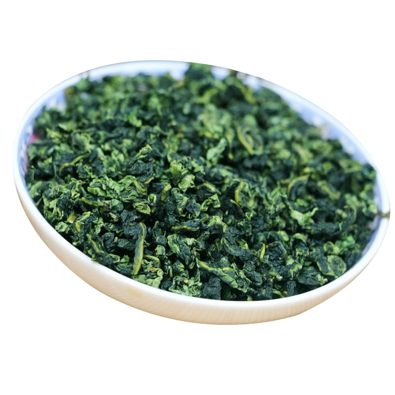 China Anxi Tiekuanyin Tea 250g Fresh 1275 Organic CN Tea for Weight Loss Tea Health Care Beauty Gree