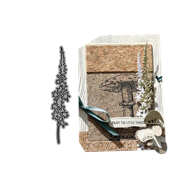 CH New Arrival Leaf 4 New Design Craft Metal Cutting Dies Scrapbooking Album DIY Paper Card Craft Embossing Die