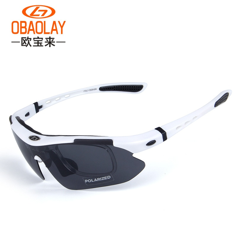 OBAOLAY Classic 0089 Cycling Glasses Cycling Glasses Shortsighted Windproof Riding Glasses Outdoor Goggles Glasses enlarge