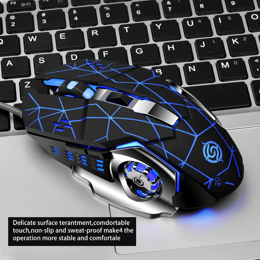 Hot Selling Viper Competition Q5 Gaming Mouse USB Wired CF Survival Chicken Pressure Gun Custom