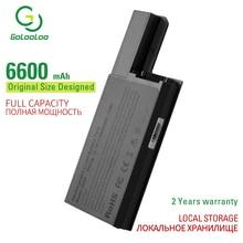 Golooloo 9 cellules batterie dordinateur portable pour Dell Latitude D531 D531N D820 D830 Précision M4300 Station de Travail Mobile Précision M65 YD624