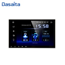 "Dasaita 10.2 ""HD screen 2 Din Autoradio Android 9,0 Universal Auto Stereo Multimedia für Nissan Bluetooth GPS Navigation 64G ROM"
