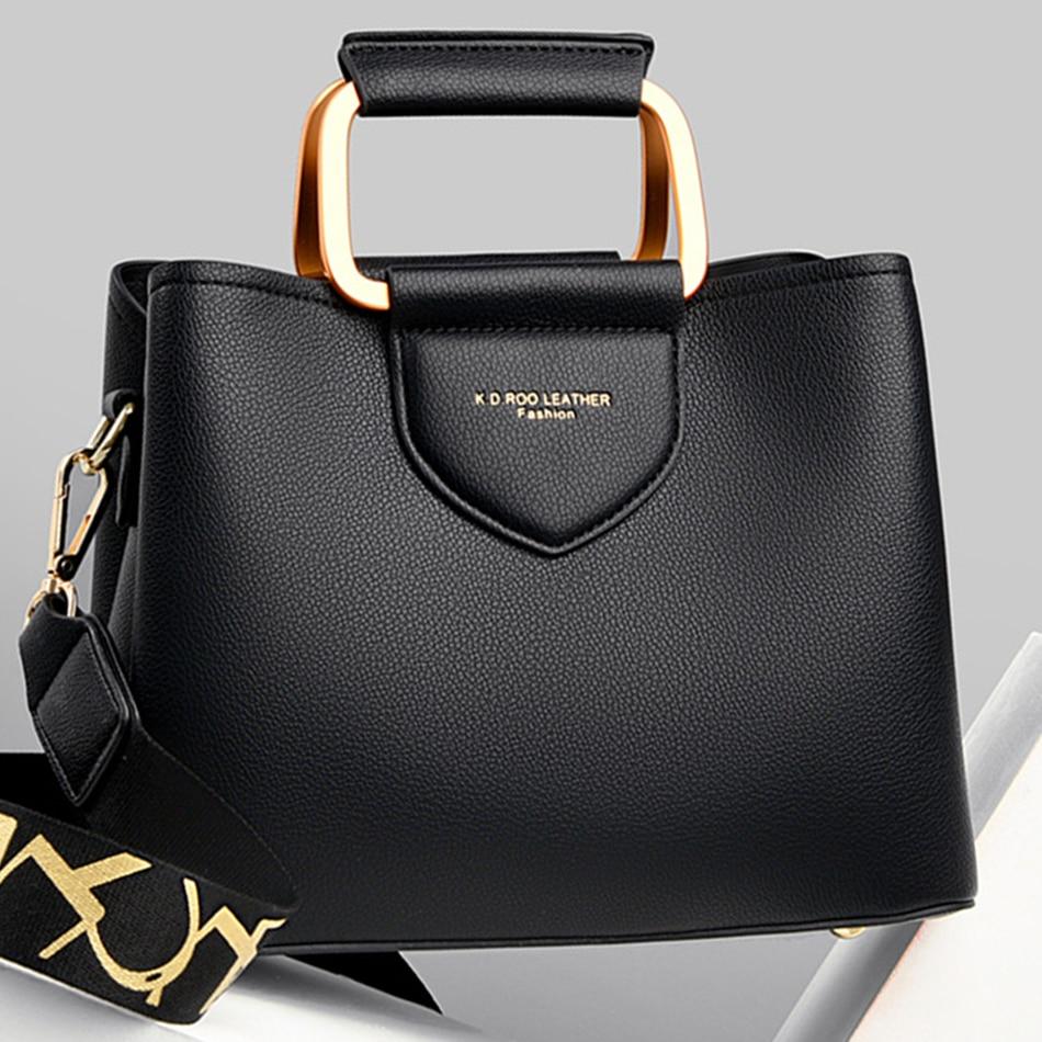 3 طبقات حقيقية العلامة التجارية الصغيرة حمل حقيبة جلدية حقيبة يد فاخرة النساء حقائب مصمم السيدات الكتف Crossbody حقائب اليد للنساء