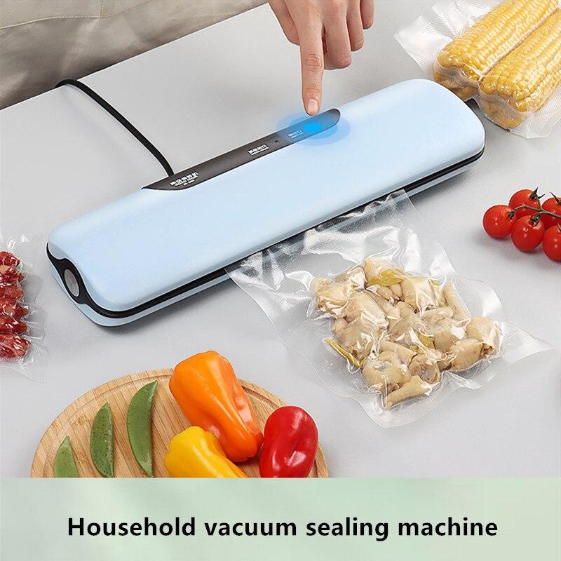 Вакуумные пищевые уплотнители, бытовая упаковочная машина, автоматическая вакуумная упаковочная машина, Насосная машина для сохранения пи...