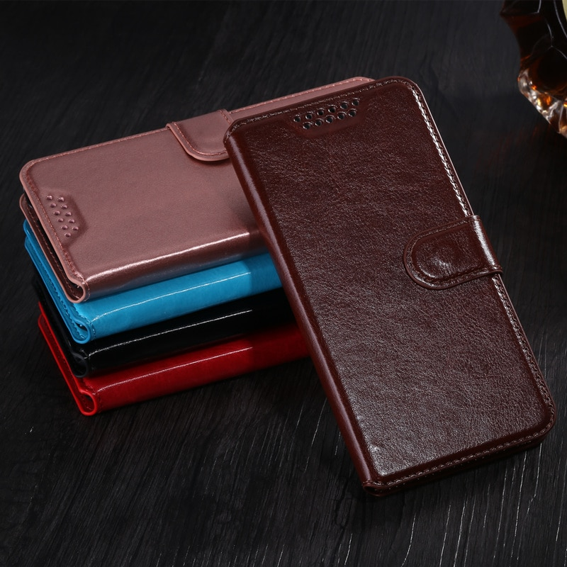 Luxury Retro Flip Case For Huawei Mate 20 Leather Back Cover Card Slot Wallet Holster Skin Fashion P