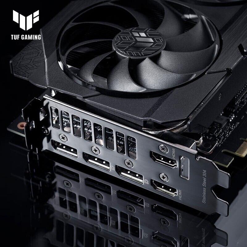 Original ASUS TUF-RTX3080-O10G-V2 Professional E-Sports Gaming Graphics Cards GDDR6X 1815MHz NVIDIA RTX3080 Video Card LHR
