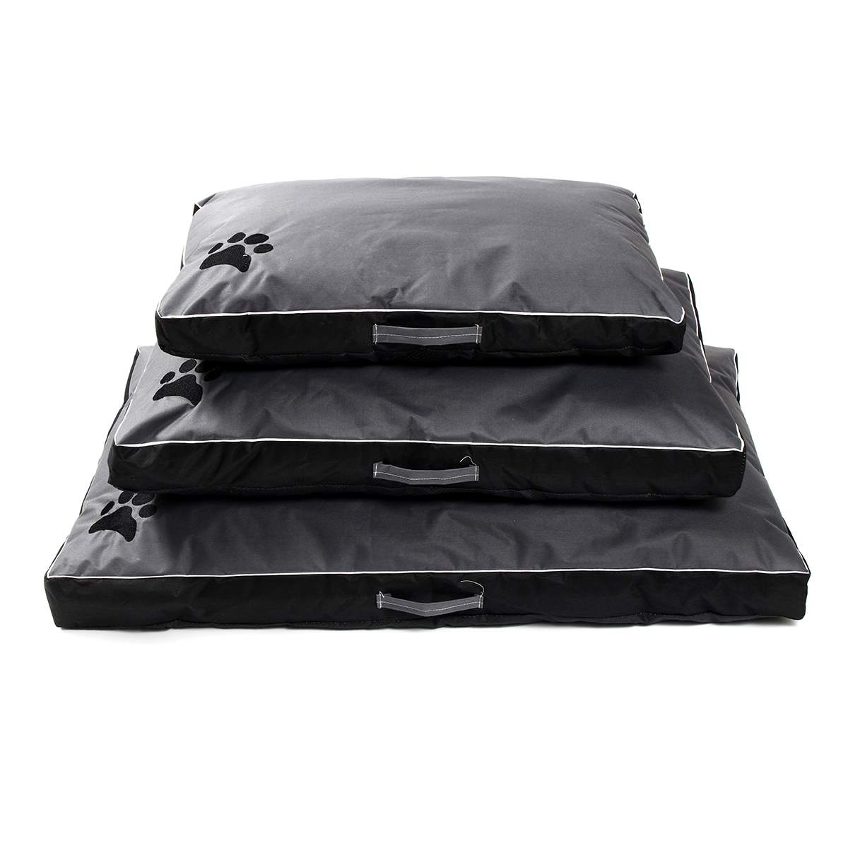 Colchón de cama para mascotas, cojín para perro, gato, almohadilla resistente al agua 3 tamaño