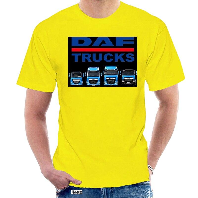 DAF Lkw Lkw Autotruck LKW Camion T-Shirt für Männer frauen t-shirt @ 052893