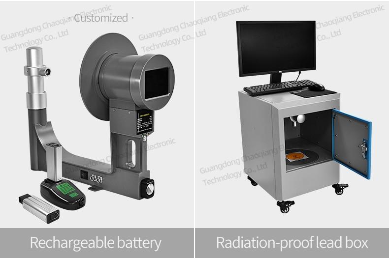 Hospital Use Dental Equipment Portable Low-Intensity Medical Digital Mini C-Arm X-Ray Radiography/Fluoroscopy Machines enlarge