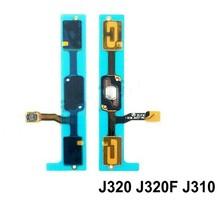 Home Button Flex Cable Menu Return Key Repair Parts For Samsung SM-J320/J320F J310 mobile phone