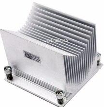 Para o Servidor Processador cpu cooler de resfriamento do dissipador de calor T021F 0T021F Para Precision WorkStation T3400 T3500 T5500 T7500 CPU Do Dissipador de Calor