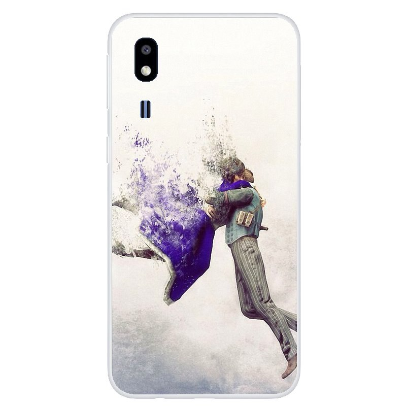 Para Xiaomi Redmi 4A S2 nota 3S 3S 4 4X4 5X5 6 Plus 7 6A Pro teléfono móvil F1 Popular del teléfono de silicona caso de Bioshock infinito casa Fitzroy