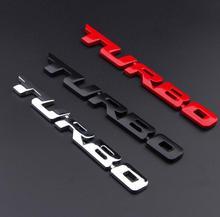 Estilo de coche Turbo aumento de carga para Hyundai Avante portero Grandeur Sonata Santafe i30 HB20 Solaris ix35