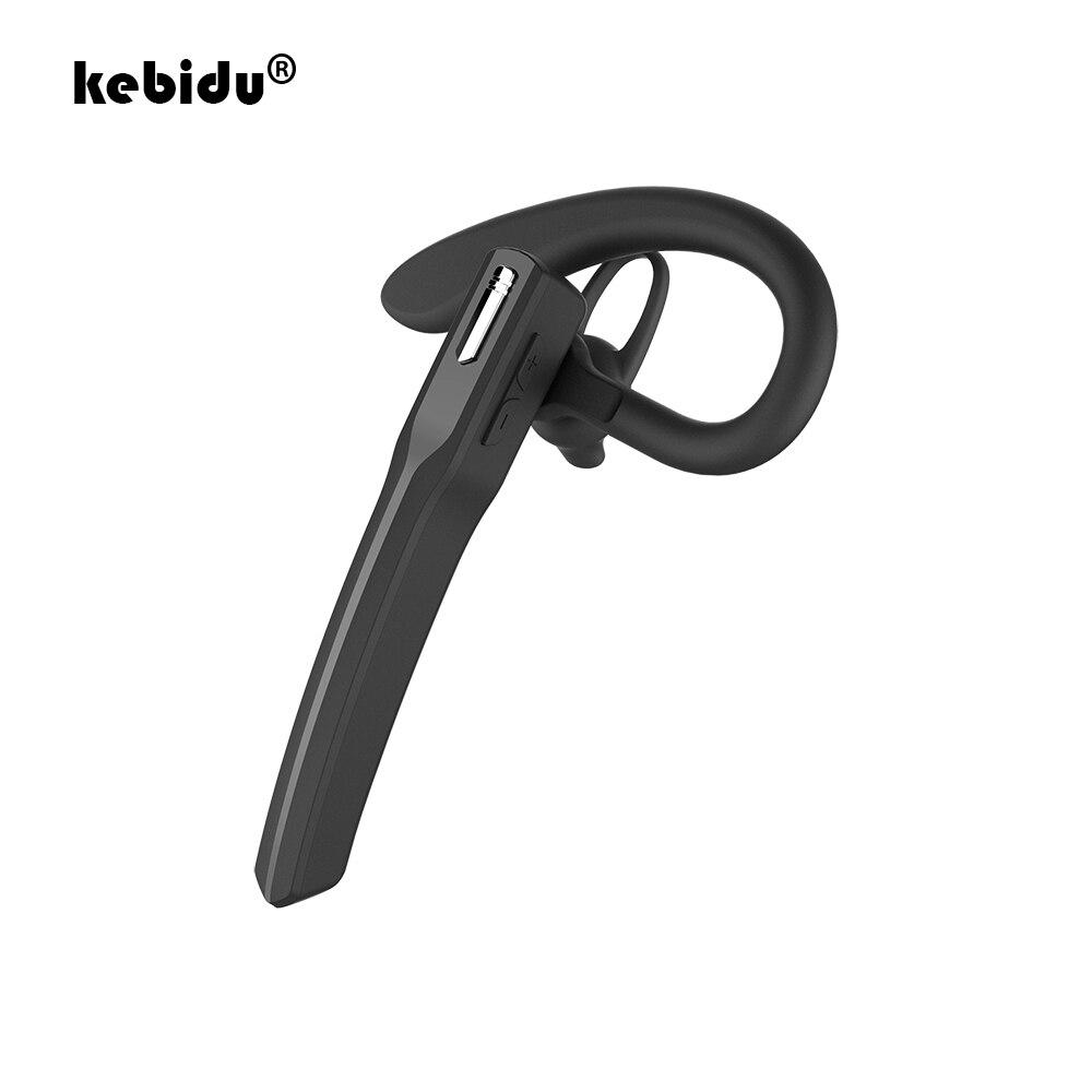 M8 sem fio bluetooth fone de ouvido longa inteligência à espera redução ruído fones gancho da orelha com microfone handsfree sem fio fone