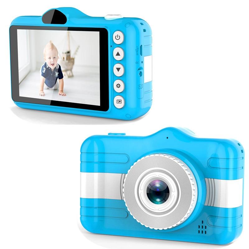 Children Mini Camera 3.5 inch Photo Video Digital Camera For Kids 12MP 1080P Cute Cartoon Kids Camera Toys Child Birthday Gifts